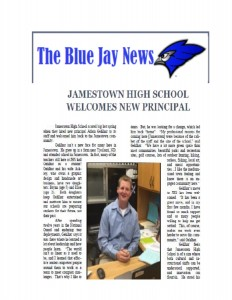 Image of Blue Jay News Part 2