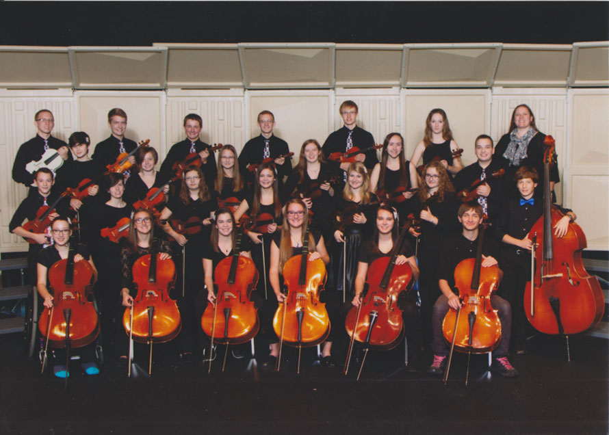 JHS Orchestra pic